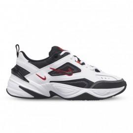 Nike Sneakers M2 Tekno Bianco Nero Rosso Uomo