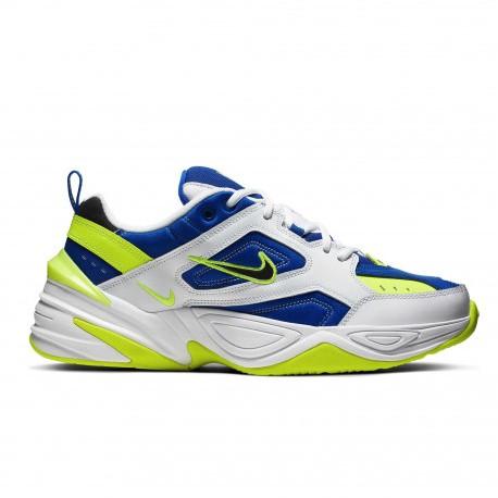 Nike Sneakers M2 Tekno Bianco Azzurro Uomo