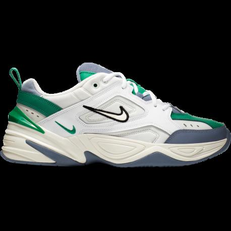 Nike Sneakers M2 Tekno Platino Verde Uomo