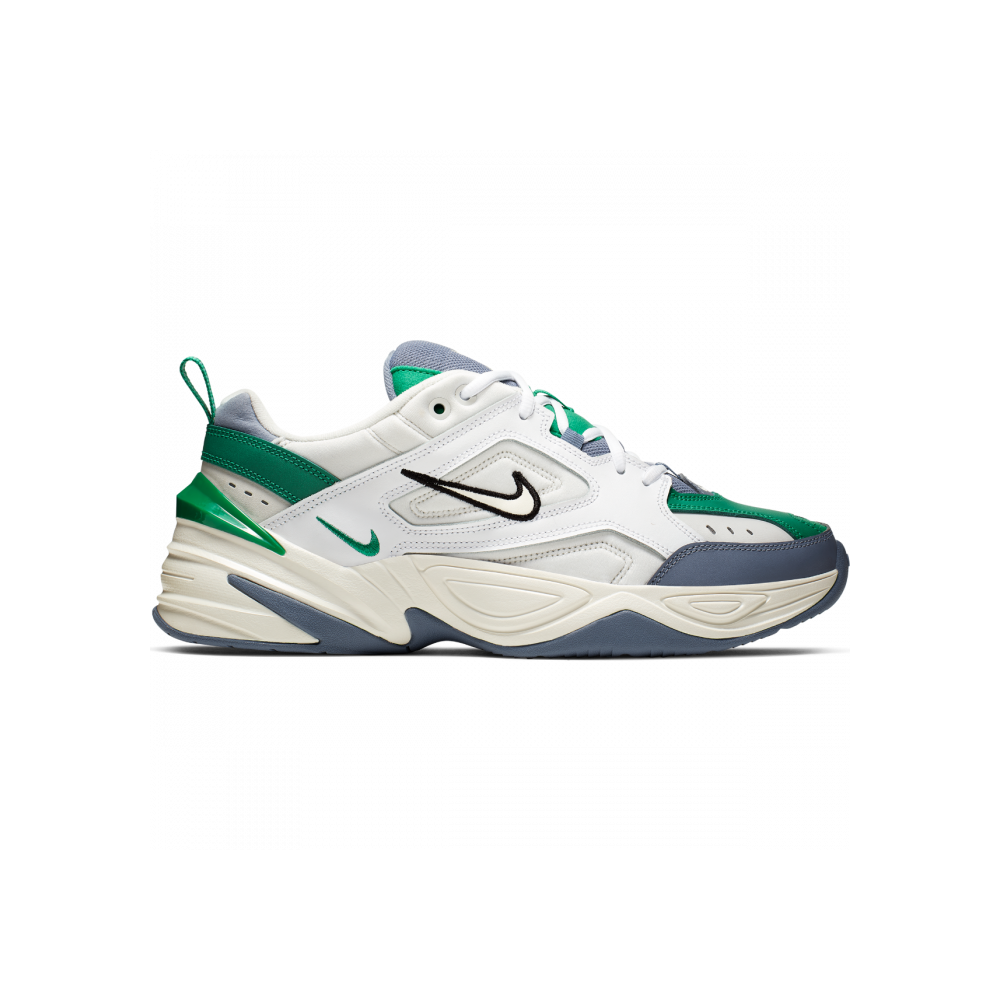 Nike Sneakers M2 Tekno Platino Verde Uomo Acquista online
