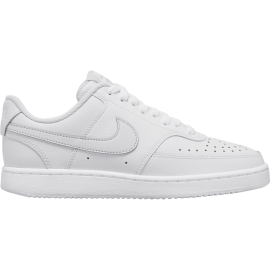 Nike Sneakers Court Vision Low Bianco Donna