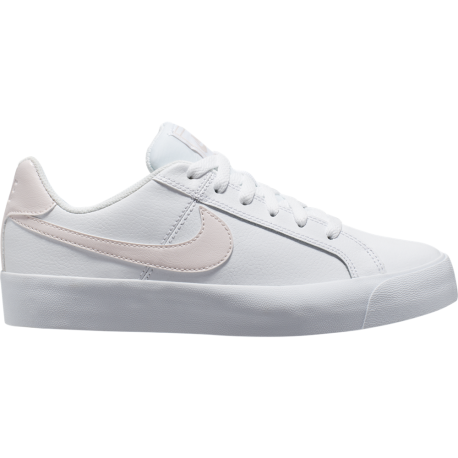 Nike Sneakers Court Royal Ac Bianco Rosa Donna