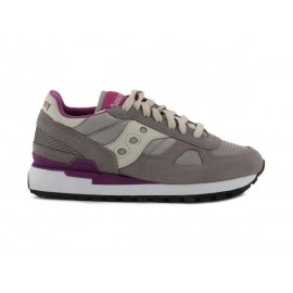 Saucony Sneakers Shadow O Grigio Fuxia Donna