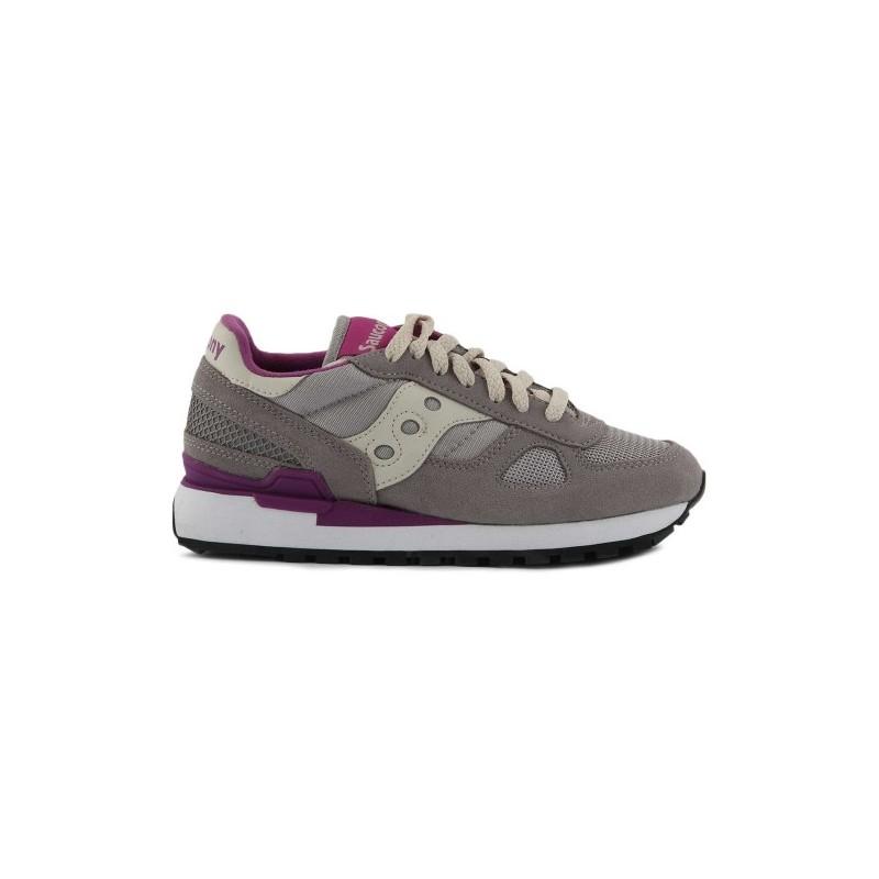 b473ee7d00 Saucony Sneakers Shadow O Grigio Fuxia Donna