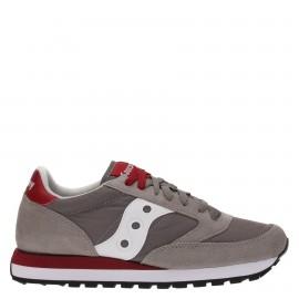 Saucony Sneakers Jazz O Grigio Bianco Uomo