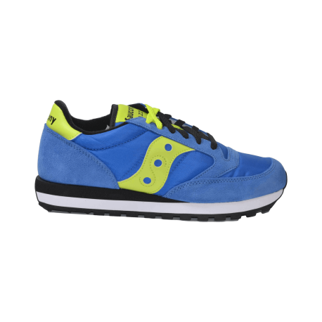 Saucony Sneakers Jazz O Royal Giallo Uomo