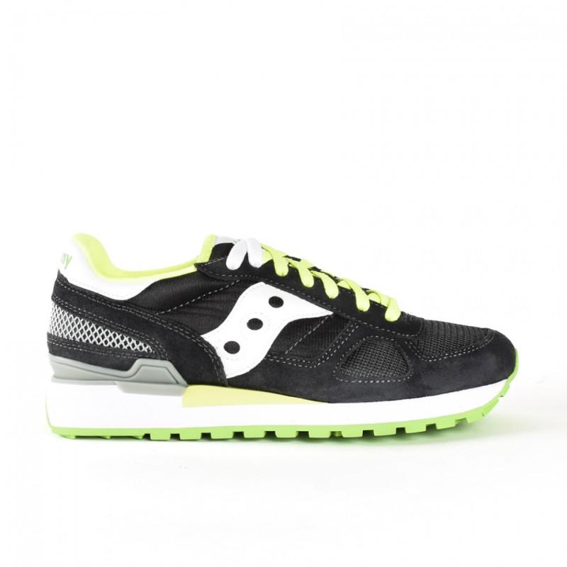 1c6d2c52ad Saucony Sneakers Shadow O Grigio Bianco Uomo