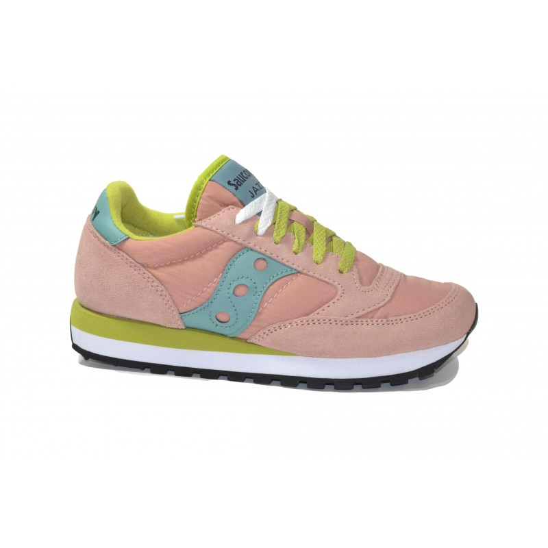 Saucony Sneakers Jazz O Rosa Tiffany Donna