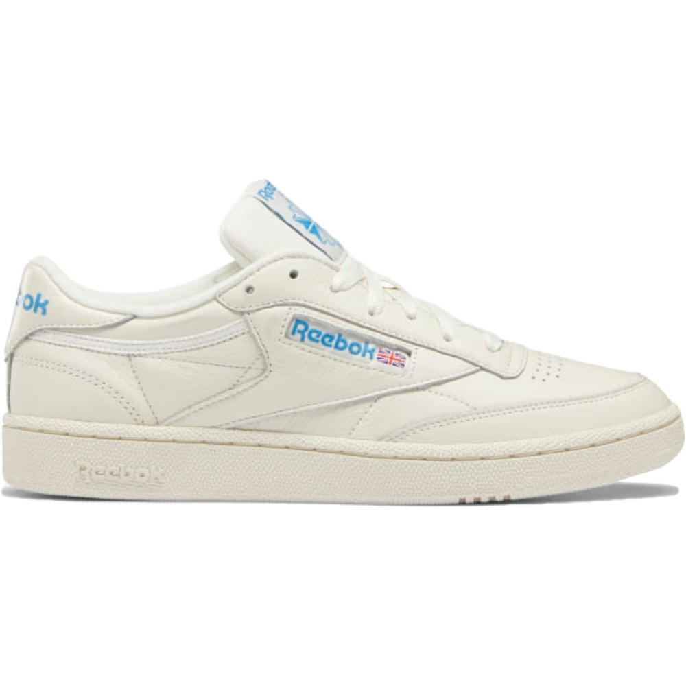 Reebok Sneakers Club C 85 Mu Bianco Blu Uomo Acquista
