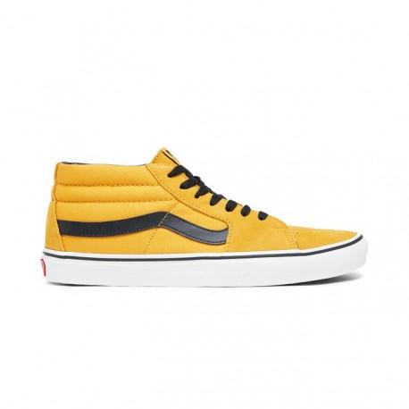 Vans Sneakers Sk8 Mid Mango Nero Uomo