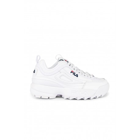 Fila Sneakers Disruptor Low Bianco Uomo