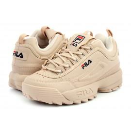 Fila Sneakers Disruptor Low Rosa Smoke Donna