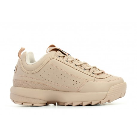 Fila Sneakers Disruptor Low Rosa Smoke Donna