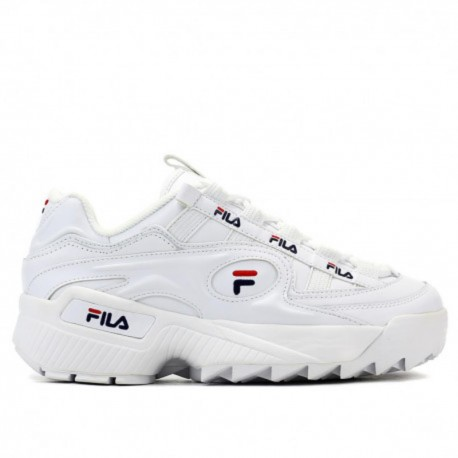 Fila Sneakers D-Formation Bianco Donna