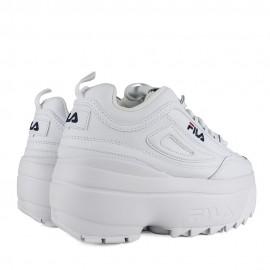 Fila Sneakers Disruptor Ii Wedge Bianco Donna