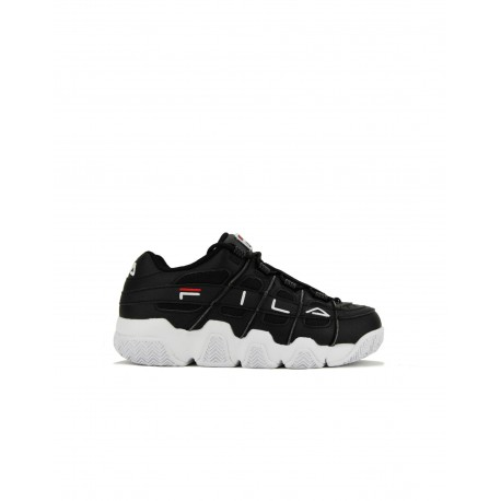 Fila Sneakers Uproot Low Nero Bianco Donna
