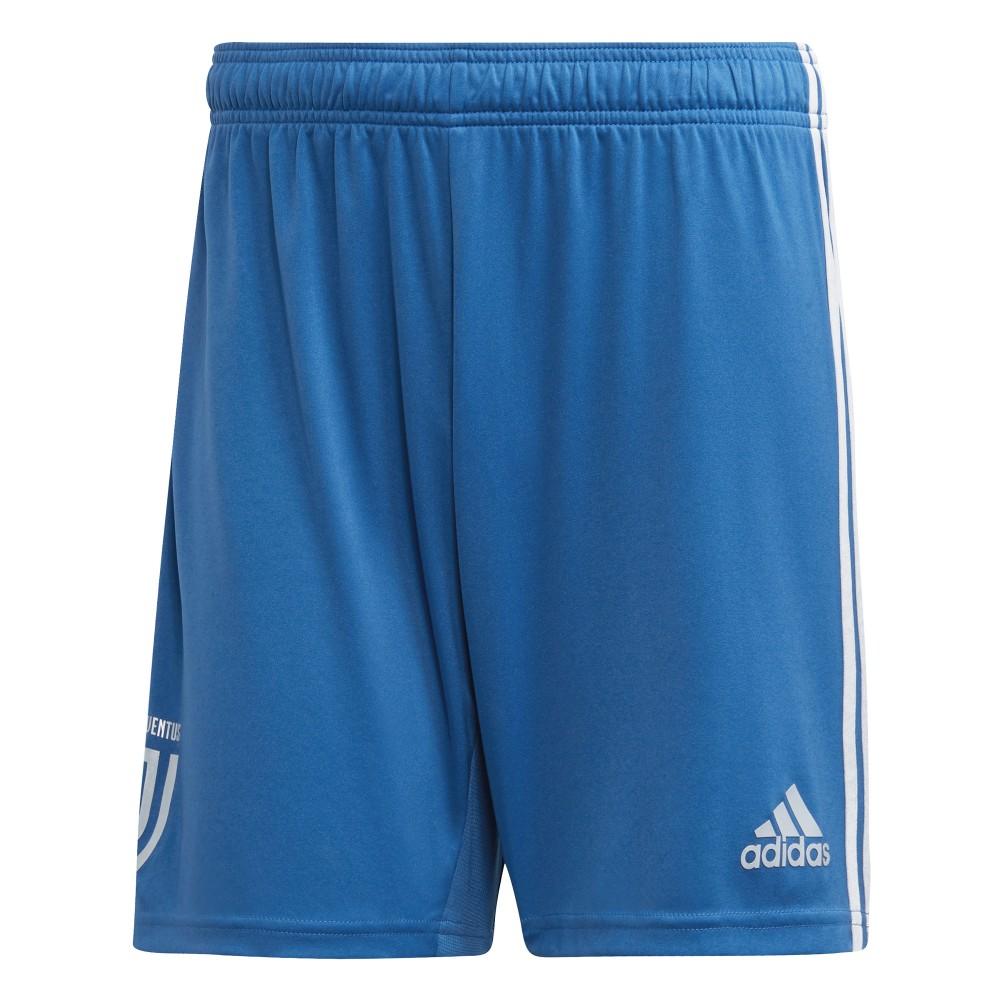 Uomo Adidas Juventus Turin Pantaloncini Sportivi Blue