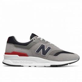 New Balance Sneakers Nb 997 Mesh Ghiaccio Grigio Uomo