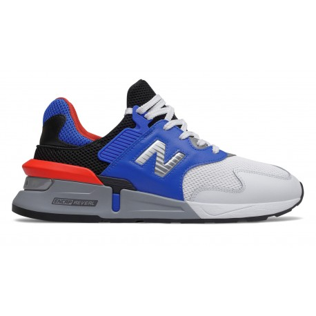 New Balance Sneakers Nb 997 Mesh Blu Grigio Uomo