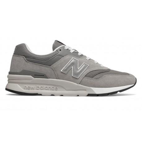 New Balance Sneakers Nb 997 Mesh Grigio Uomo