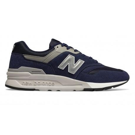 New Balance Sneakers Nb 997 Blu Grigio Uomo