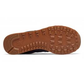 New Balance Sneakers Nb 574 Suede Blu Uomo