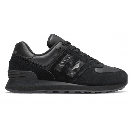 New Balance Sneakers Nb 574 Nero Donna
