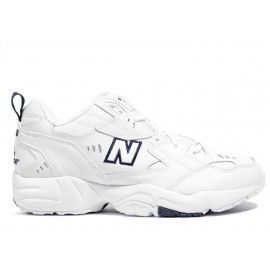 New Balance Sneakers 608 Lea Bianco Donna