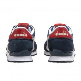 Diadora Sneakers Titan Ii Blu Bianco Uomo