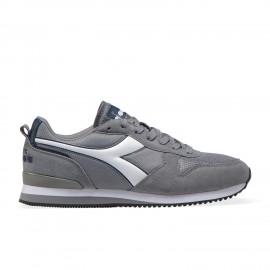 Diadora Sneakers Olympia Grigio Bianco Uomo