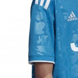 ADIDAS maglia calcio juve 3 unity blu aero blu bambino