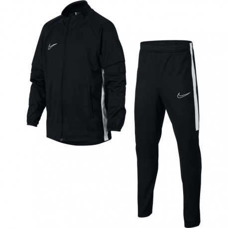Nike Tuta Calcio Academy Football Nero Bianco Bambino