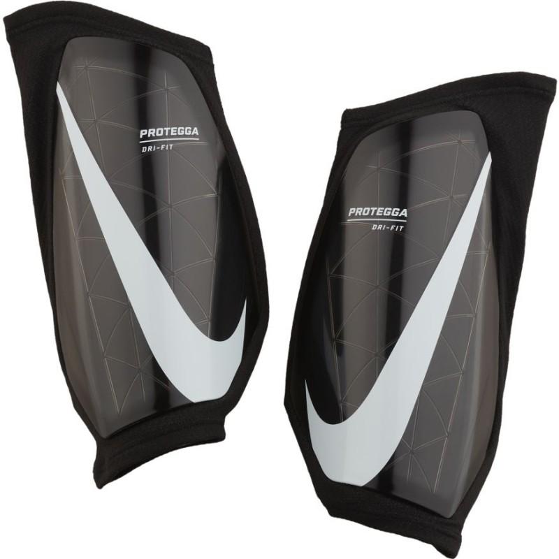 Nike Parastinchi Calcio Prtga Nero Bianco Uomo