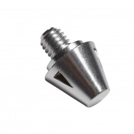 ADIDAS tacchetti calcio conical studio 4x11 8x8 argento uomo