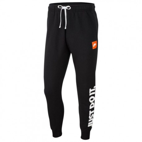 Nike Pantalone Palestra Just Do It Nero Uomo