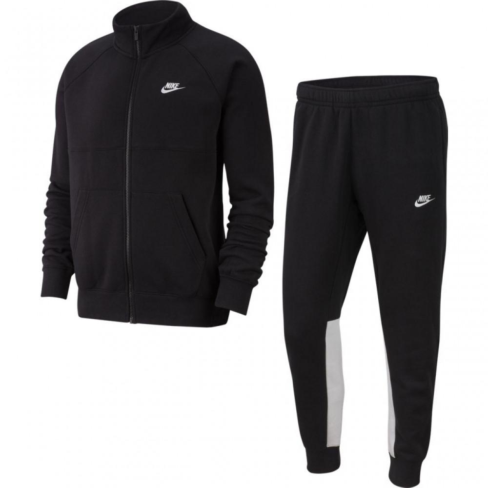 furto inafferrabile Negoziare  Nike Tuta Sportiva Full Zip Senza Cappuccio Nero Uomo - Acquista online su  Sportland