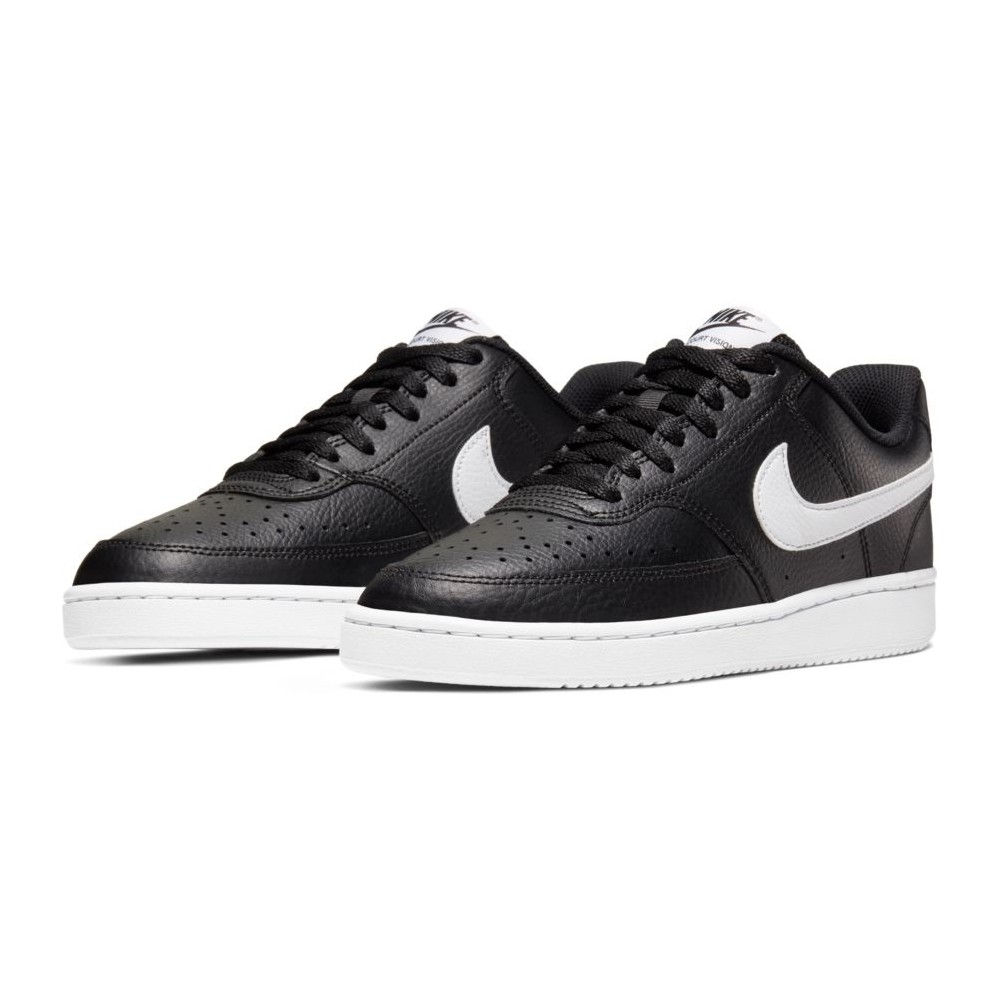 Nike Sneakers Court Vision Low Nero Donna