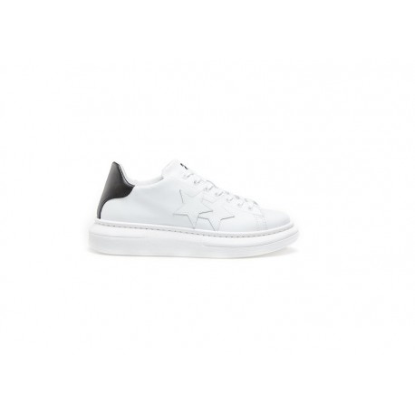 2stars Sneakers Princess Bianco Donna