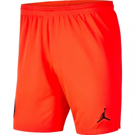 Nike Pantaloncini Calcio Psg Away Nero Uomo
