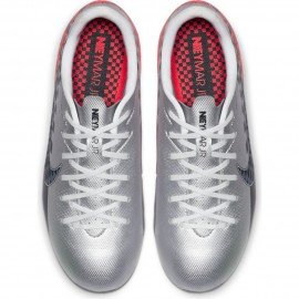 Nike Scarpe Da Calcio Vapor 13 Academy Fg Mg Rosso Bambino
