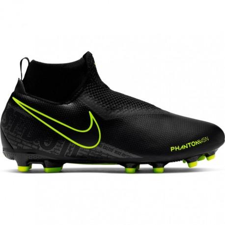 Nike Scarpe Da Calcio Phantom Vision Academy Fg Mg Nero Bambino