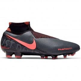Nike Scarpe Da Calcio Phatom Vision Elite Df Fg Grigio Mango Uomo