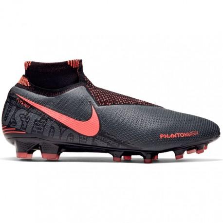 Nike Scarpe Da Calcio Phatom Vision Elite Df Fg Grigio Mango