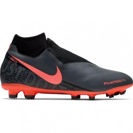 Nike Scarpe Da Calcio Phantom Vision Pro Df Fg Grigio Mango Uomo