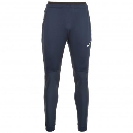 Nike Pantalone Palestra Fleece Blu Uomo