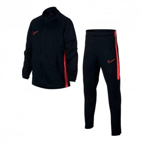 Nike Tuta Calcio Academy Football Bordeaux Rosso Bambino