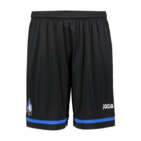 Joma Sport Short Bambino Atalanta Home 1° Azzurro/Nero