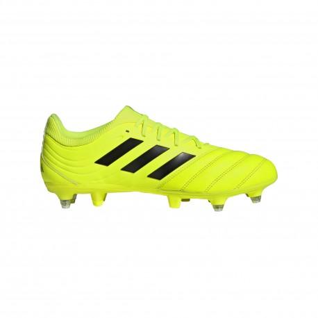 ADIDAS scarpe da calcio copa 19.3 sg giallo nero uomo