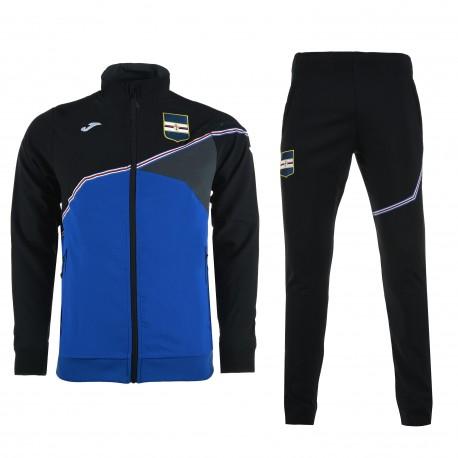 Joma Sport Tuta Atalanta Micro Azzurro/Nero