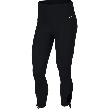 Nike Leggings Sportivi Yoga Regular Nero Donna